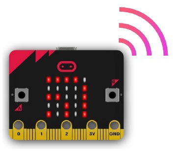 radio bbc microbit