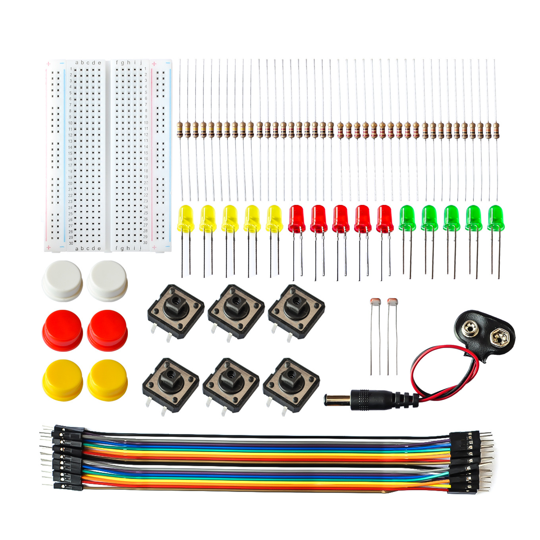 Bộ Starter Kit UNO R3 V0 dành cho người mới học lập trình Arduino