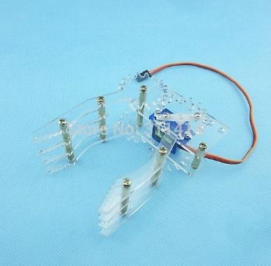 tay kẹp robot arduino