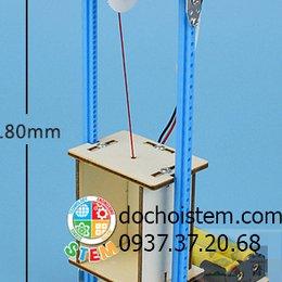 Mô hình thang máy - đồ chơi STEM khoa học - phát triển trí tuệ