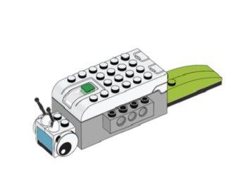 Bài 1: Ốc sên phát sáng - Giới thiệu bộ Lego Wedo 2.0