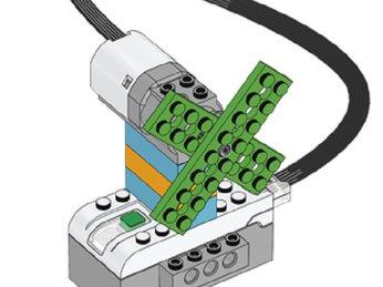 Bài 2: Quạt làm mát - Giới thiệu bộ Lego Wedo 2.0