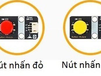 03 - Module nút nhấn cho Microbit - Hướng dẫn Lập trình Microbit