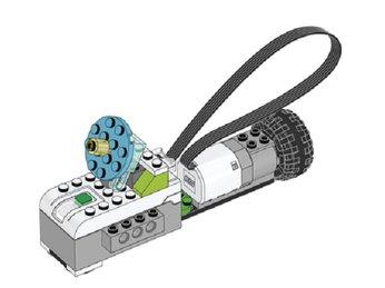 Bài 3: Trạm vệ tinh - Giới thiệu bộ Lego Wedo 2.0
