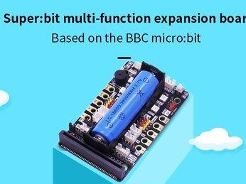 09 - Lập trình Micro bit Nâng cao: Mạch mở rộng cho Micro:Bit