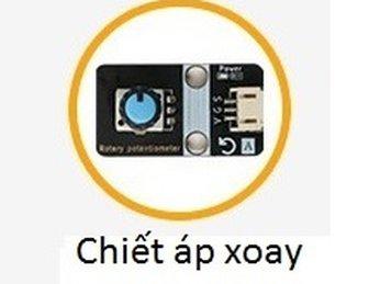 05-06 - Module chiết áp cho Microbit - Hướng dẫn Lập trình Microbit