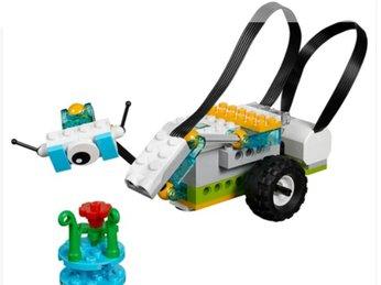 Bài 6: Robot Milo và Cảm biến chuyển động - bộ Lego Wedo 2.0
