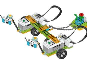 Bài 8: Điều khiển 2 Robot Milo - bộ Lego Wedo 2.0