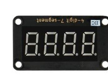 09 - Module LED 7 đoạn TM1650 cho Microbit - Lập trình Microbit