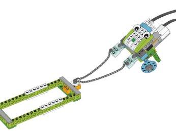 Bài 9: Lực kéo - Dự án khoa học bộ Lego Wedo 2.0 - Robot Milo 45300