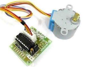 P8- Tài liệu lập trình Arduino bằng mBlock - Tự học arduino cơ bản: động cơ Bước