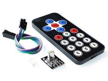 P9- Tài liệu lập trình Arduino bằng mBlock - Tự học arduino cơ bản: mắt thu hồng ngoại