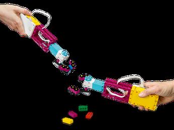 Bài 7: Hướng dẫn Lego Spike Prime 45678 : Cánh tay robot