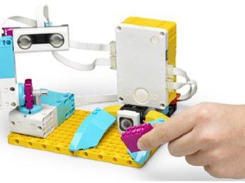 Bài 1: Hướng dẫn Lego Spike Prime 45678 : Robot kiểm tra chất lượng