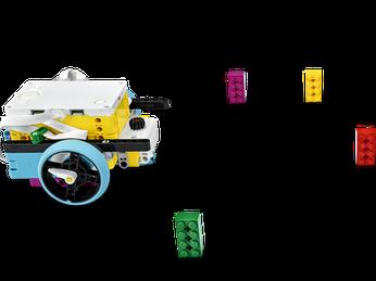 Bài 31: Hướng dẫn Lego Spike Prime 45678 : Chạy quanh bản đồ