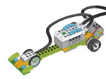 Bài 10: Tốc độ - Dự án khoa học bộ Lego Wedo 2.0 - Robot Milo 45300