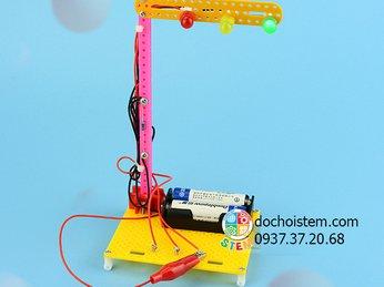 02 - Trụ đèn giao thông - lập trình Arduino từ cơ bản đến nâng cao