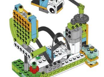 Bài 13: Cây trồng và sự thụ phấn - Dự án khoa học bộ Lego Wedo 2.0 - Robot Milo 45300