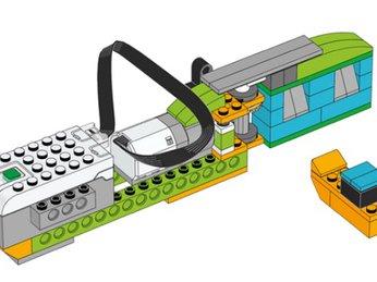 Bài 14: Ngăn ngừa lũ lụt - Dự án khoa học bộ Lego Wedo 2.0 - Robot Milo 45300