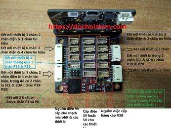 00 - Mạch mở rộng Microbit PH2.0 - Hướng dẫn Lập trình Microbit