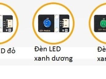 01 - Module Đèn LED cho Microbit - Hướng dẫn Lập trình Microbit
