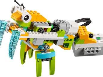 Bài 17: Động vật ăn thịt và con mồi - Dự án khoa học bộ Lego Wedo 2.0 - Robot Milo 45300