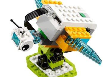 Bài 18: Giao tiếp giữa các loài vật - Dự án khoa học bộ Lego Wedo 2.0 - Robot Milo 45300