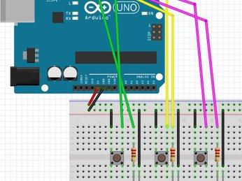 04 - Đèn giao thông nút nhấn - lập trình Arduino từ cơ bản đến nâng cao