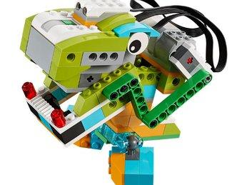 Bài 19: Môi trường sống và sự tiến hóa - Dự án khoa học bộ Lego Wedo 2.0 - Robot Milo 45300