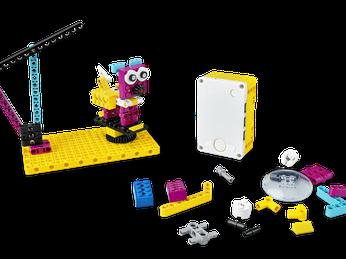 Bài 8: Hướng dẫn Lego Spike Prime 45678 : Đồng hồ đếm ngược