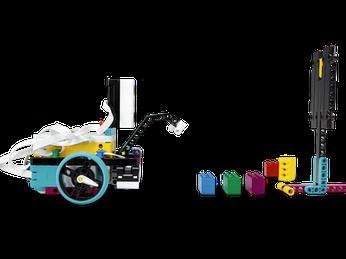 Bài 32: Hướng dẫn Lego Spike Prime 45678 : Tương tác đồ vật