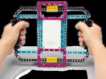 Bài 25: Hướng dẫn Lego Spike Prime 45678 : Máy theo dõi căng cơ