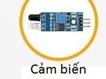20 - Cảm biến hồng ngoại cho Microbit - Hướng dẫn Lập trình Microbit