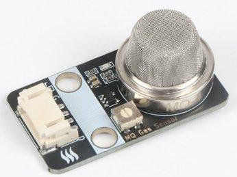 35 - Module cảm biến khí gas MQ4 cho Microbit - Lập trình Microbit