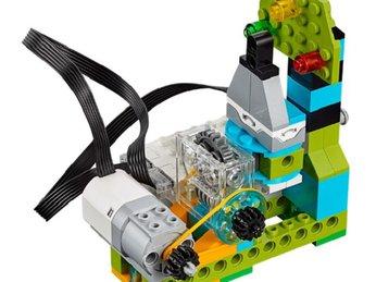 Bài 21: Cảnh báo thiên tai - Dự án khoa học bộ Lego Wedo 2.0 - Robot Milo 45300