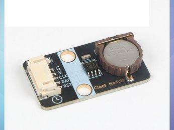 38 - Module thời gian thực DS1302 cho Microbit - Lập trình Microbit