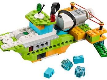 Bài 22: Làm sạch đại dương - Dự án khoa học bộ Lego Wedo 2.0 - Robot Milo 45300