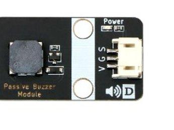 24 - Loa thụ động (passive buzzer) cho Microbit - Lập trình Microbit