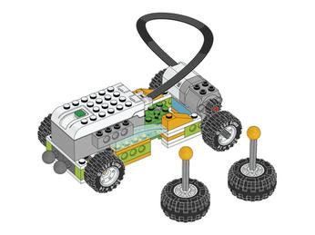 Bài 31: Thành phố an toàn - Chủ đề Tư duy máy tính bộ Lego Wedo 2.0 - Robot Milo 45300