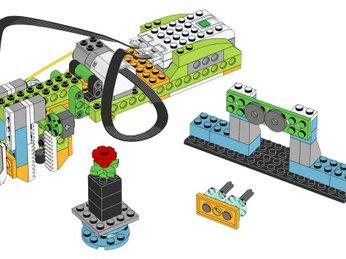 Bài 26: Lấy đồ vật - Chủ đề Tư duy máy tính bộ Lego Wedo 2.0 - Robot Milo 45300