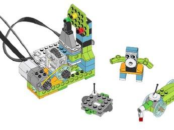 Bài 28: Cảnh báo núi lửa - Chủ đề Tư duy máy tính bộ Lego Wedo 2.0 - Robot Milo 45300