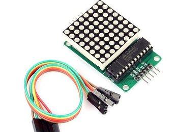 P6- Tài liệu lập trình Arduino bằng mBlock - Tự học arduino cơ bản: ma trận LED 8x8