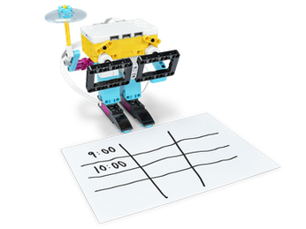 Bài 14: Hướng dẫn Lego Spike Prime 45678 : Dự báo thời tiết