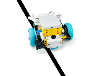 Bài 33: Hướng dẫn Lego Spike Prime 45678 : Dò line