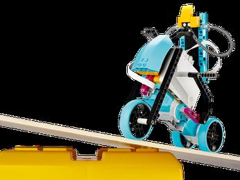 Bài 26: Hướng dẫn Lego Spike Prime 45678 : Tính số calo khi Leo dốc