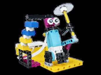 Bài 15: Hướng dẫn Lego Spike Prime 45678 : Đo tốc độ gió