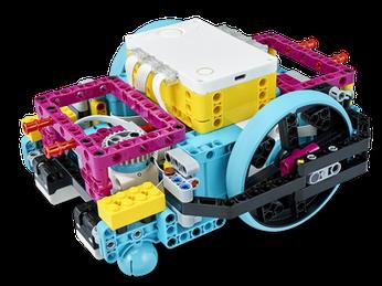 Bài 34: Hướng dẫn Lego Spike Prime 45678 : Đế dẫn động