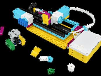 Bài 22: Hướng dẫn Lego Spike Prime 45678 : Máy CNC