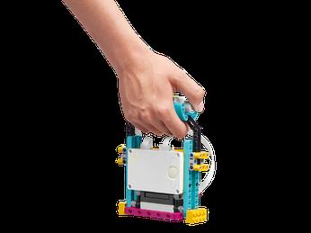 Bài 27: Hướng dẫn Lego Spike Prime 45678 : Máy tập Squad