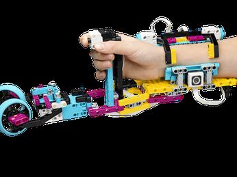 Bài 23: Hướng dẫn Lego Spike Prime 45678 : Cánh tay giả